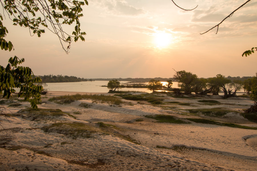 Chundu Island Lodge - Zimbabwe