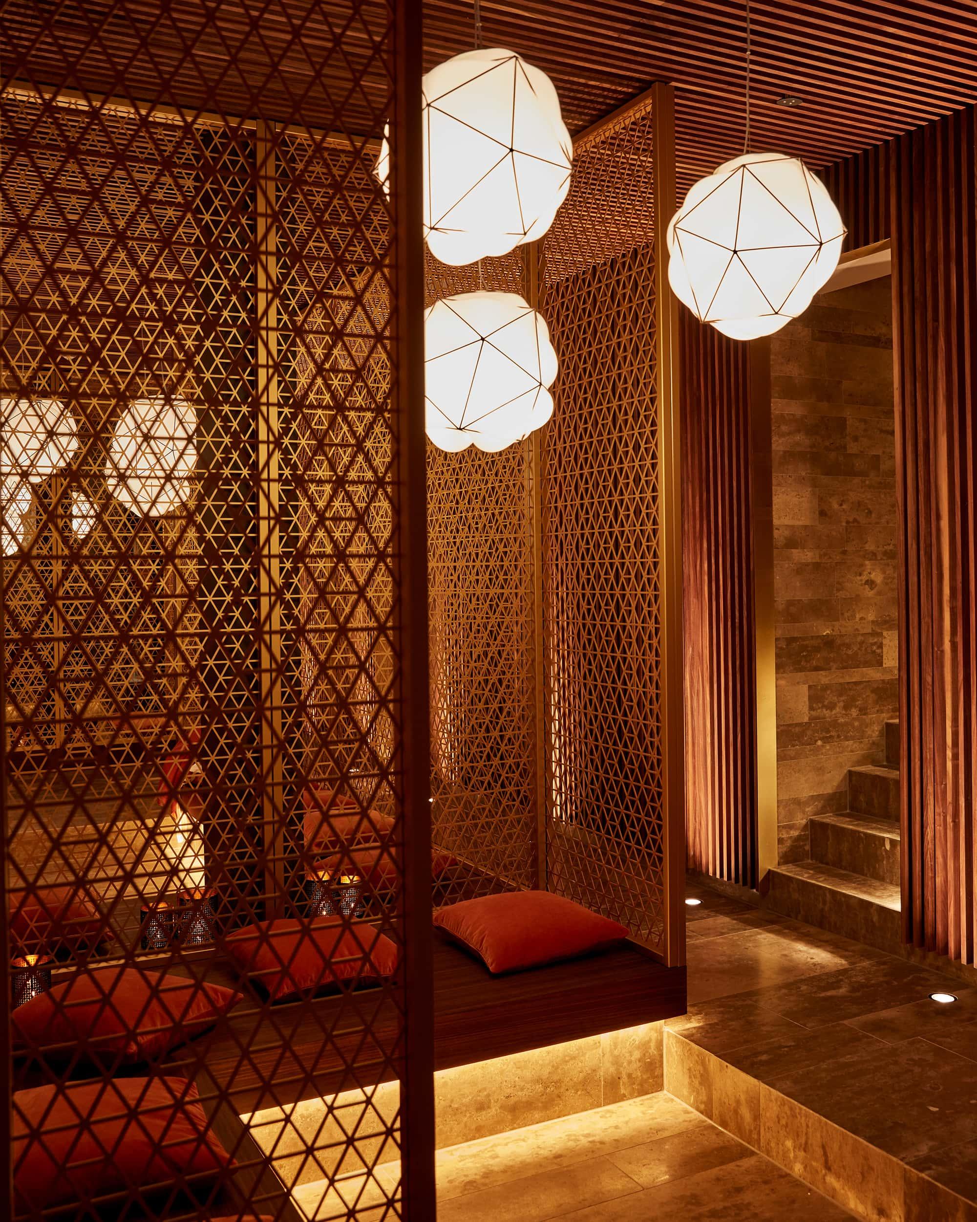 Das Hohelied der Einfachheit Wie der Mizu Onsen Spa das Hotel Bachmair Weissach zum Wellness-Hotel macht