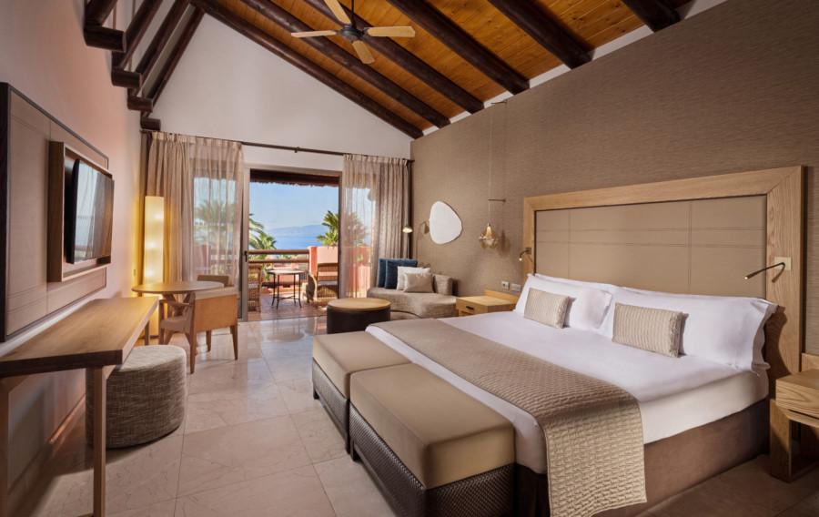 Villa Deluxe Zimmer statt Citadel Deluxe Zimmer Kostenfreies Upgrade im The Ritz-Carlton, Abama