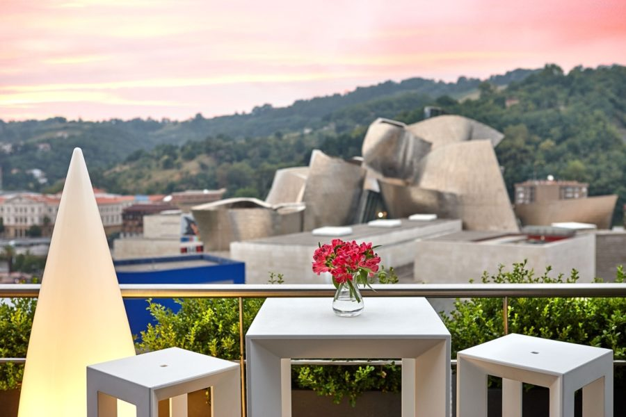 Gran-Hotel-Domine-Bilbao-Guggenheim-View