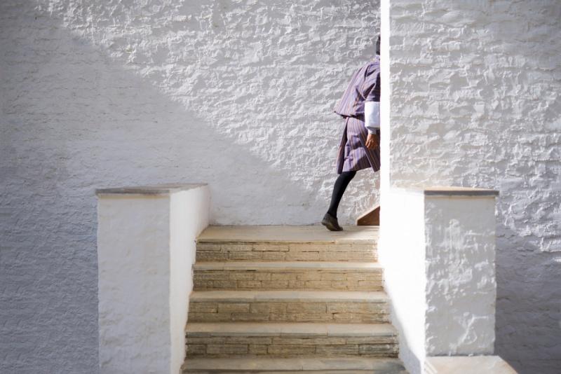 Six-Senses-Bhutan-Thimphu-stairway
