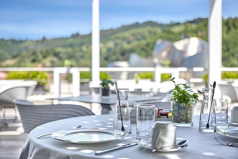 Gran-Hotel-Domine-Terrace-Breakfast