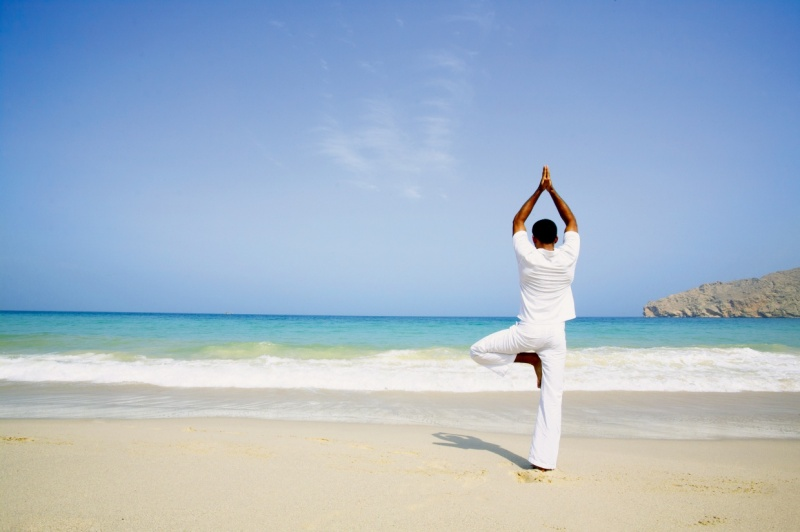 Six-Senses-Zighy-Bay-Beach-Yoga