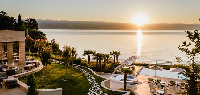 Genuss, offene Türen und Erreichbarkeit Die vielen Talente der Riviera von Opatija